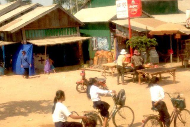 Kampong Cham, Kampong Cham City, Cambodia