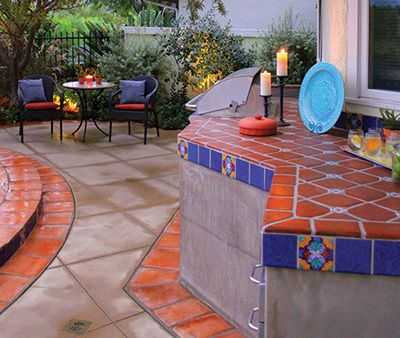 Outdoor Living Blog Outdoorlicious Mexican Style Outdoor Room