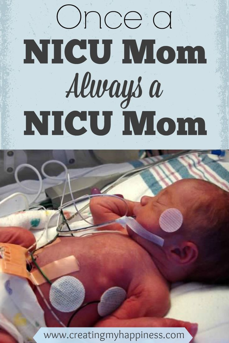 When you have a baby spend time in the NICU, it leaves a mark. Long after you go home, your NICU experience will linger. Once a NICU Mom, Always a NICU Mom.