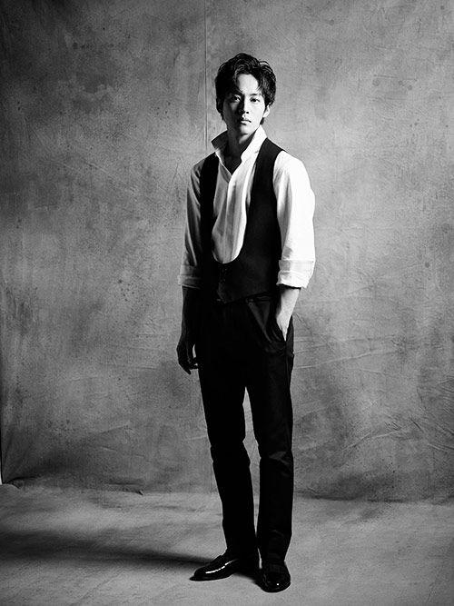アルマーニを着る俳優の写真展が東京・代官山で開催 - 小栗旬や二階堂ふみ、菅田将暉などの写真6