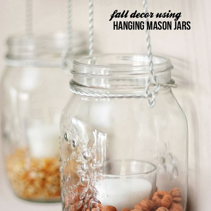How To Decorate Mason Jars Brilliant 219 Best Mason Jars Images On Pinterest  Mason Jar Projects Mason 2018