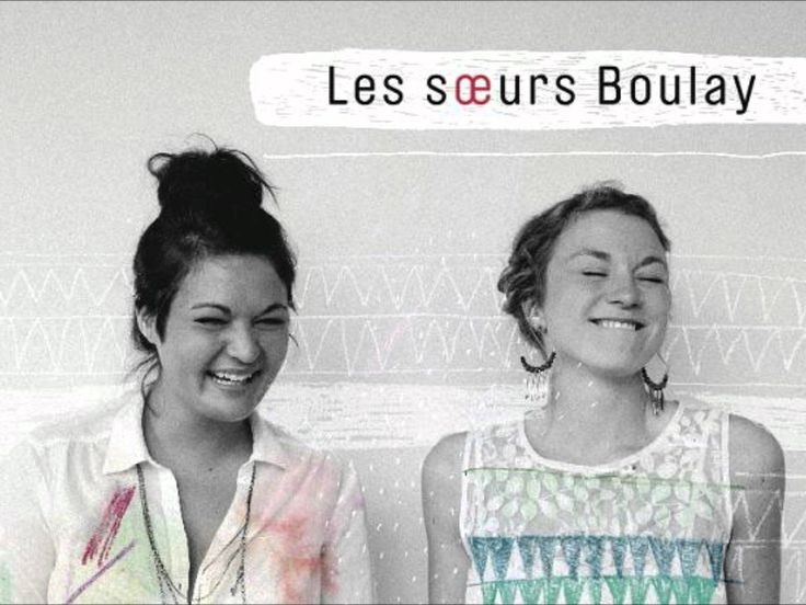 Les sœurs Boulay - Mappemonde (version EP)