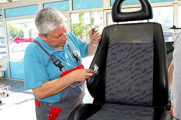 Smart Repair Fachkraft
