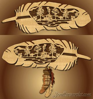 Free Printable Scroll Saw Patterns Scroll Saw Patterns Wildlife
