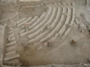 Acharnai ,ancient theatre.