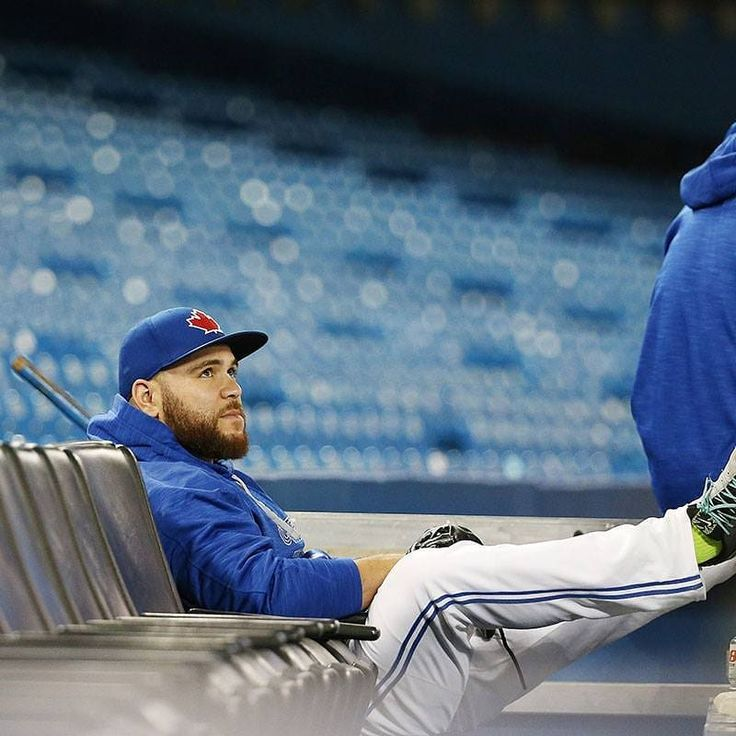 """""""Thinking about #BlueJays baseball like..."""""""