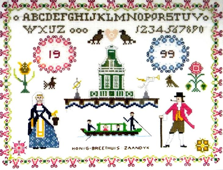 17 best images about cross stitch holland on pinterest