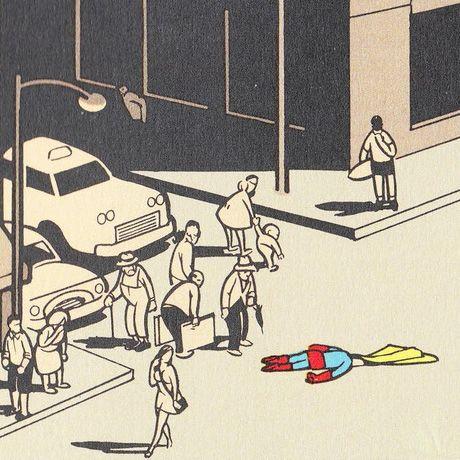 SoBD 2013 | du9, l'autre bande dessinée (Chris Ware ?)