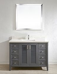 Photo Gallery On Website Bathroom Vanities and Bathroom Sink Cabinets are elegant and functional Design your dream Bath Vanities and Cabinets with Mid Continent Cabinets