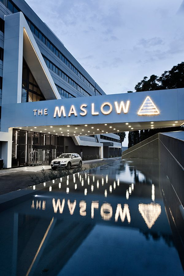 The Maslow Hotel is a business hotel with a difference, adept at helping you to balance work and life. When its time to work, The Maslow will be plugged into business and when its time to play, you'll find everything you need, when you need it most. #AffluenceMag #luxury #stay #hotel #sophistication
