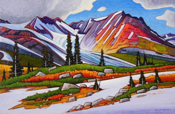Nicholas Bott Canadian Artist