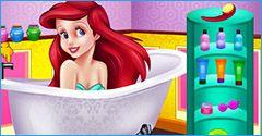 Baño Real de Ariel