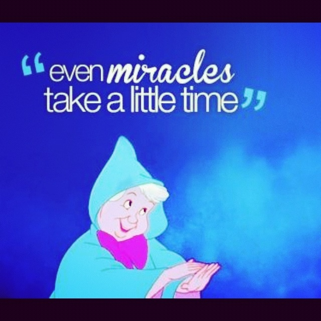 cinderella quotes about miracles quotesgram