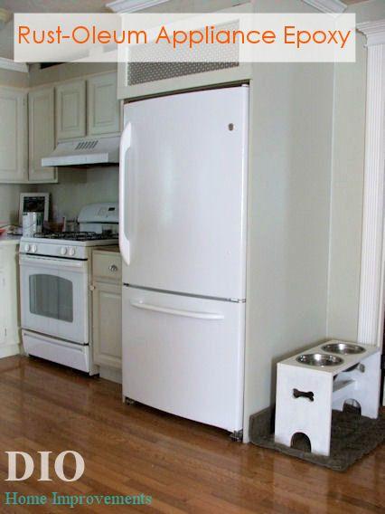 Exceptional Best 20+ Painted Appliances Ideas On Pinterest | Painted Fridge, Painting  Refrigerator And Paint Appliances Design