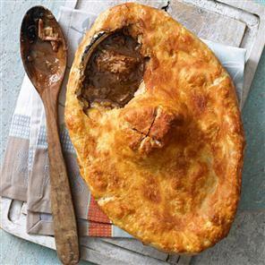 Steak pie Recipe   delicious. Magazine free recipes