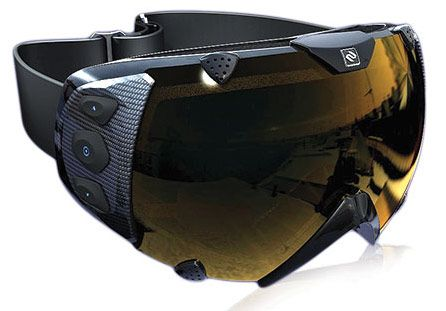 Zeal Optics Transcend ski goggles.  I am not cool enough for those, but I could sure try if I had them! $500