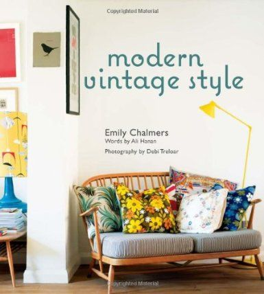 Modern Vintage Style: Emily Chalmers