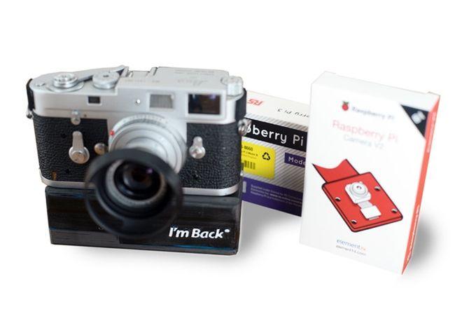 Sono tornato e Leica M2