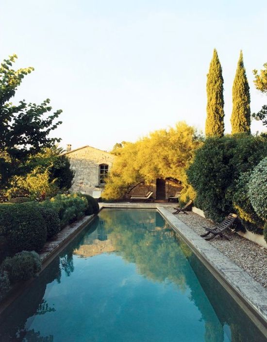 Sweet home garden outdoor spaces pinterest gardens for France pools