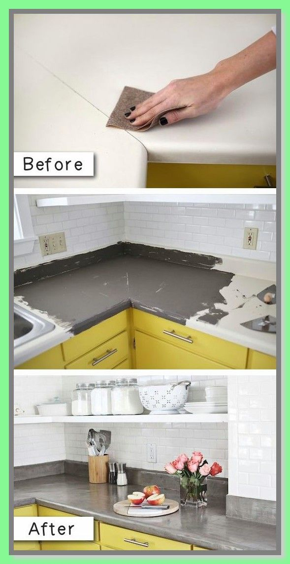 100 Reference Of Formica Countertops That Look Like Concrete In 2020 Laminate Countertops Renovation Diy Cheap Countertops