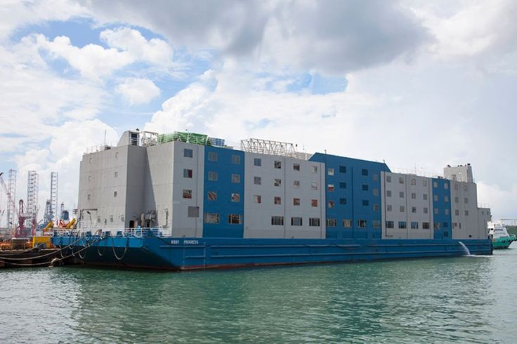 DCA scuppers floating hotel for workers plan - ABC News ...