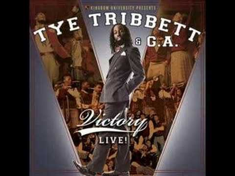 TYE TRIBBET - this man puts on a great show for God...lyrics are always On point
