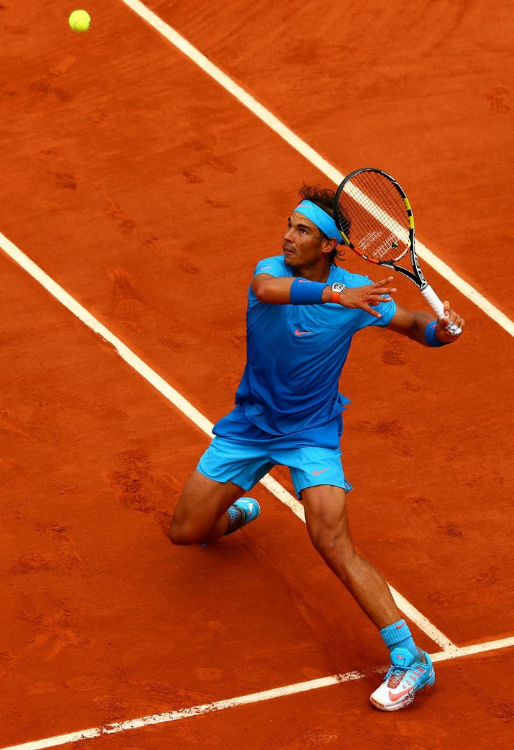rafa nadal, roland garros, 2015- I am sad that Rafa didn't make it that far in Wimbledon this year.