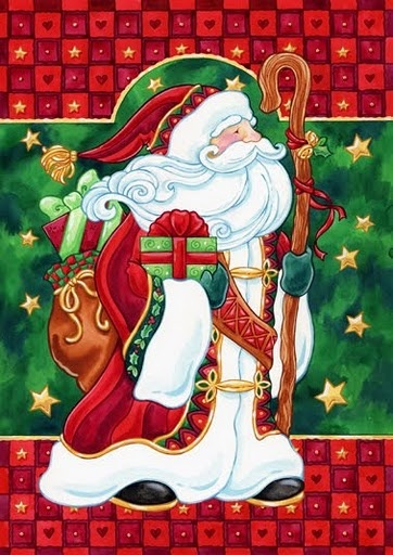25 best ideas about santa claus dibujo on pinterest - Dibujos navidenos para imprimir ...