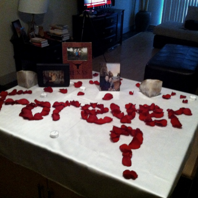 117 Best Cheesy Proposals Images On Pinterest Weddings