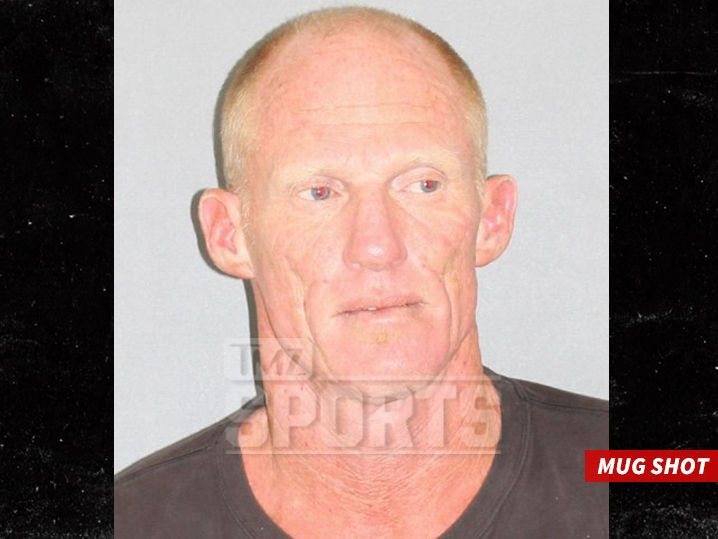 Todd Marinovich -- Arrested for Meth ... Naked In a Stranger's Backyard