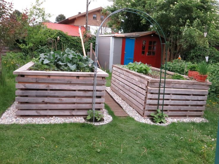 Gunstige Und Grosse Hochbeete Grosse Gunstige Hochbeete Selberbauen Und Large Raised Garden Beds Raised Garden Beds Diy Garden Projects