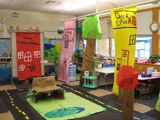 "Bits of First Grade: Economics Unit ""Make a Town"""