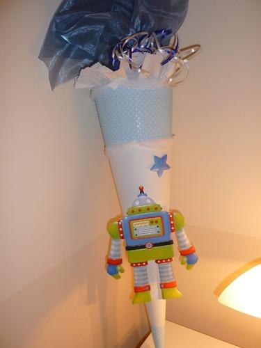 Robotor Schultüte