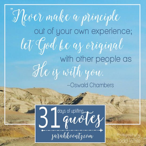 "Quote #5. The Legacy of Oswald Chambers: Learn about the man (and women) behind ""My Utmost for His Highest,"" Oswald Chambers and his wife ""Biddy"". #write31days"