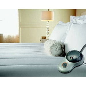 Sunbeam Heated Quilted Mattress Pad - needs to be dual control.