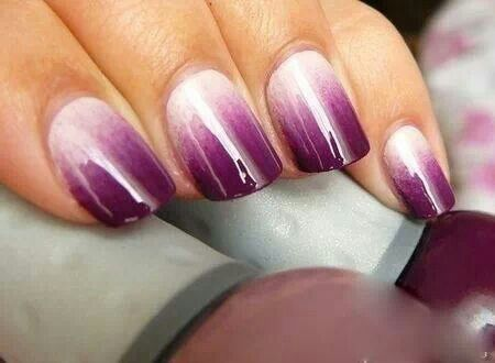 The 25 best purple ombre nails ideas on pinterest pretty nails the 25 best purple ombre nails ideas on pinterest pretty nails purple nails and purple nails with design prinsesfo Image collections