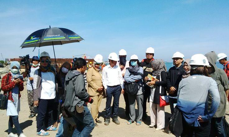 Proyek Pelabuhan MNP Paket A Serap Rp 43 Miliar