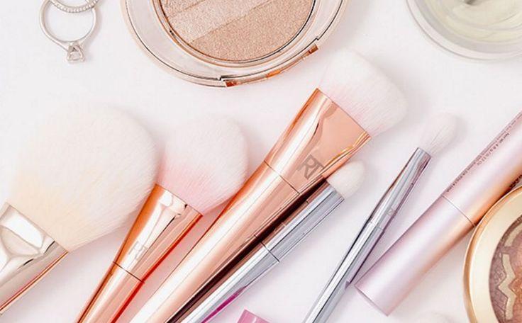 4 redenen waarom je make-up kwasten moet wassen