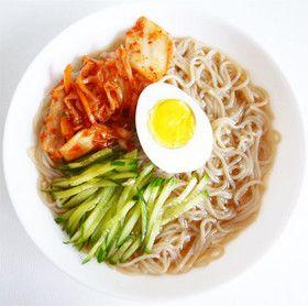 韓国冷麺 ネンミョン by liqueur☆ [クックパッド] 簡単おいしいみんなのレシピが269万品