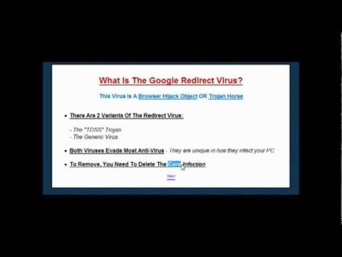 """If You Get Redirected When Searching On Google, Yahoo Or Bing... Chances Are You Have The """"Search Redirect Virus""""     Remove it at  http://antispywarehelp.com/googleredirectvirusremoval for $29.99"""