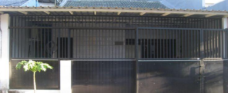 Full bangunan Taman Pondok Indah Wiyung