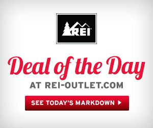 Deal of the Day at REI-OUTLET