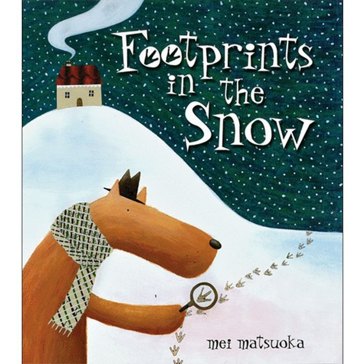 """Footprints in the Snow"" read-aloud"