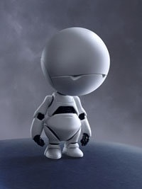 Depressed and Paranoid Android