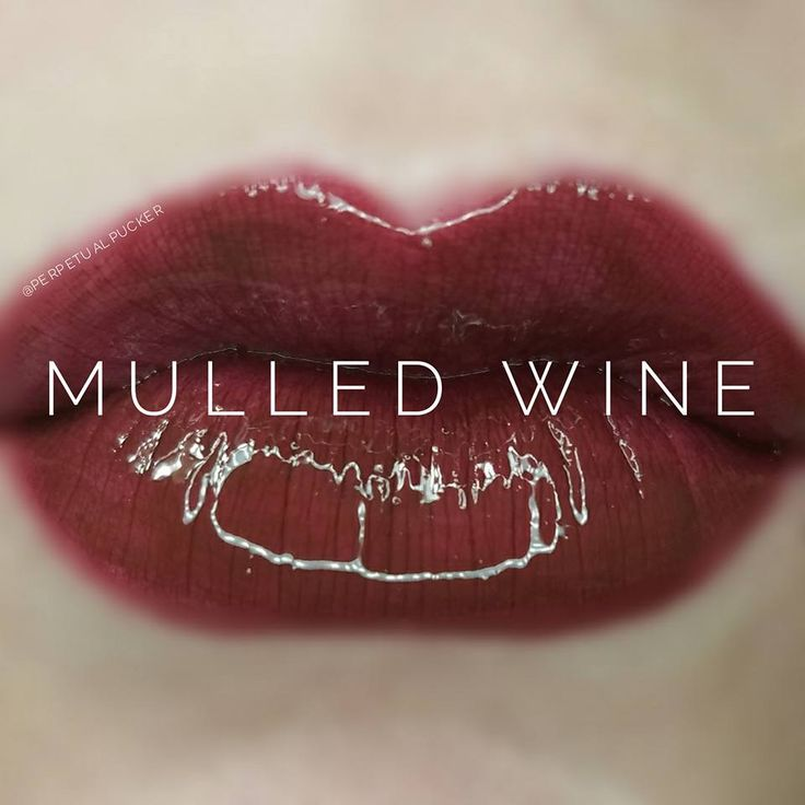 Mulled Wine by LipSense #lipsensecolor #mulledwinelipsense
