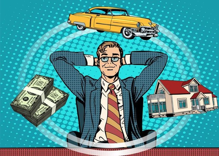 Die ultimativen Tipps für Sie, wie Sie wirklich reich werden können, auch ohne im Lotto zu gewinnen. #Reichtum #Millionär