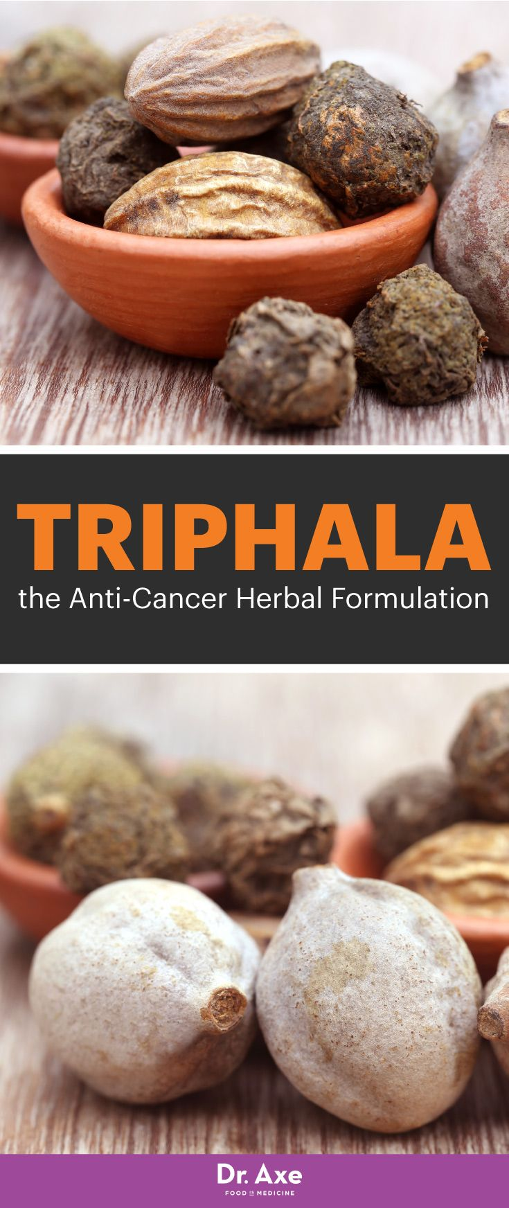 Triphala: an Ayurvedic Herbal Formulation that Fights Cancer & Constipation