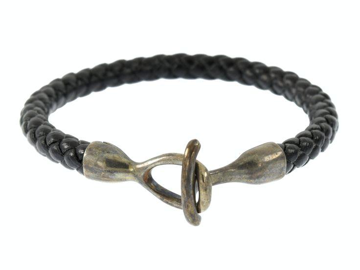 Mariner's Anchor Clasp Bracelet - Crow's Nest