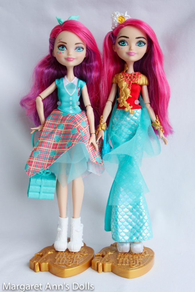 Ever After High Back to School Meeshell Mermaid Doll