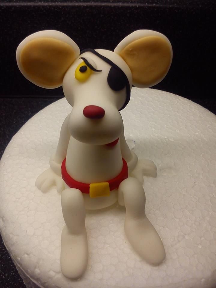 Dangermouse.